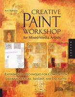 Creative Paint Workshop for Mixed-media Artists