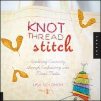 Knot Thread Stitch