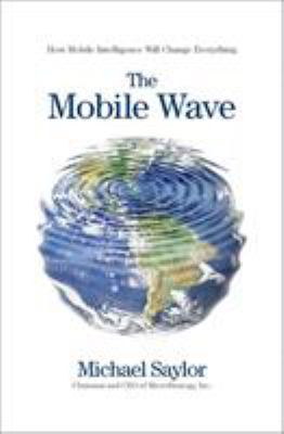 cover of the book The mobile wave