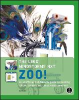 The LEGO MINDSTORMS NXT Zoo!