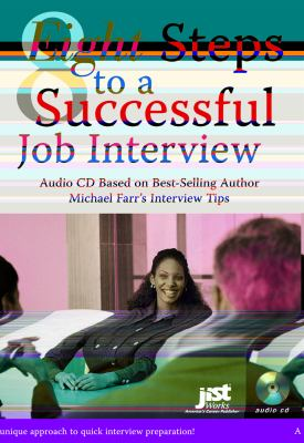 cover of the CD Eight Steps to a Successful Job Interview