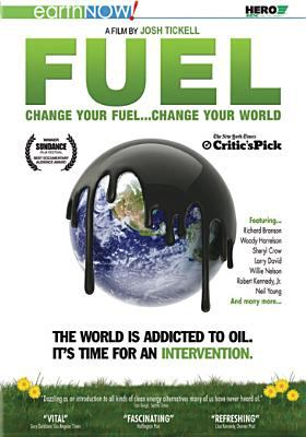 cover of the documentary Fuel