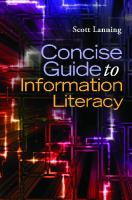 Concise Guide to Information Literacy