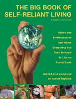 The Big Book of Self-reliant Living
