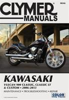 Kawasaki Vulcan 900 Classic, Classic LT and Custom, 2006-2013 [electronic resource].