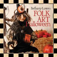 A Folk Art Halloween
