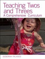 Teaching Twos and Threes