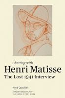 Chatting With Henri Matisse