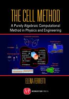 The cell method [electronic resource] : a purely algebraic computational method in physics and engineering