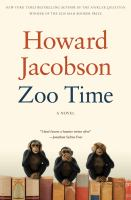 Zoo Time / Howard Jacobson