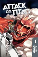 Cover of the book Attack on Titan.