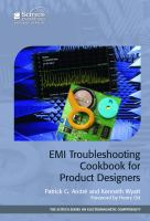 EMI Troubleshooting cookbook for product designers [electronic resource]