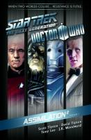 Star Trek the Next Generation / Doctor Who