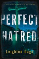 Cover Image of Perfect hatred