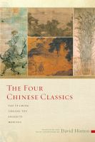 Four Chinese classics /