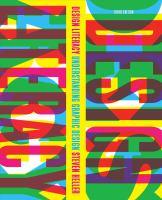 Design literacy : understanding graphic design