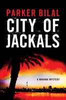 City of Jackals by Parker Bilal (book cover)