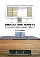 Innovative houses : concepts for sustainable living
