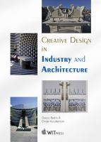 Creative design in industry and architecture