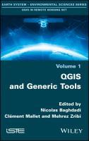 QGIS in remote sensing set.