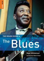 Book cover for The Rough Guide to the Blues