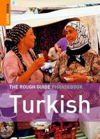 The Rough Guide Turkish Phrasebook