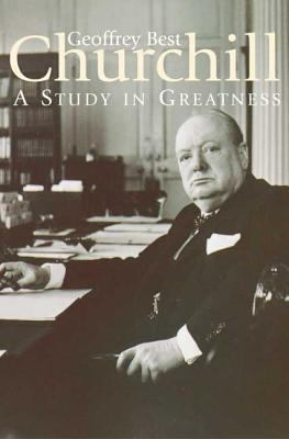 cover of the book Churchill: A Study in Greatness