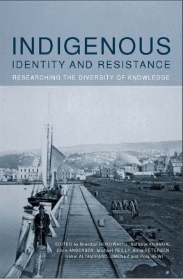 Indigenous identity and resistance : researching the diversity of knowledge