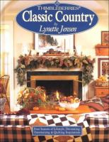 Cover Image of Thimbleberries classic country