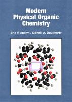 Modern physical organic chemistry [electronic resource]