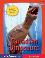 Canadian Dinosaurs