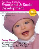 Your Baby and Child's Emotional and Social Development