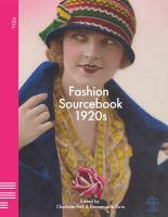 Fashion Sourcebook 1920s