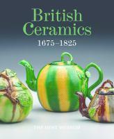 British ceramics, 1675-1825 cover