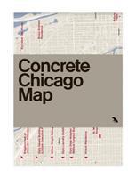 Concrete Chicago map /