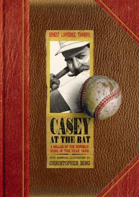 cover of the 200 book Casey at the Bat