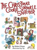 The Christmas Cookie Sprinkle Snitcher