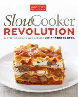 Slow Cooker Revolution