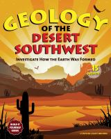 Geology of the Desert Southwest