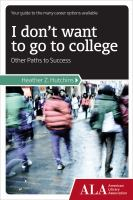 I Don't Want to Go to College