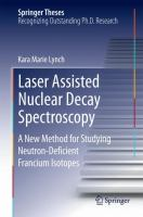 Laser assisted nuclear decay spectroscopy : a new method for studying neutron-deficient francium isotopes