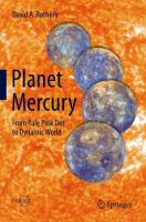 Planet Mercury : from pale pink dot to dynamic world cover