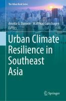 Urban climate resilience in Southeast Asia /