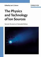 The physics and technology of ion sources [electronic resource]