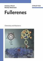 Fullerenes [electronic resource] : chemistry and reactions