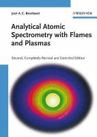 Analytical atomic spectrometry with flames and plasmas [electronic resource]