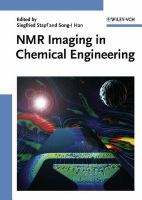 NMR imaging in chemical engineering [electronic resource]