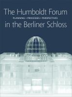 Humboldt-Forum im Berliner Schloss. English.