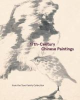 17th-century Chinese paintings from the Tsao family collection cover