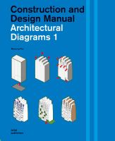 Architectural diagrams. 1
